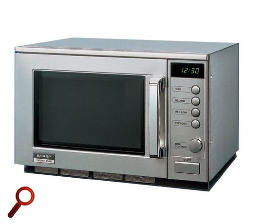 Sharp R23am Catering Microwave
