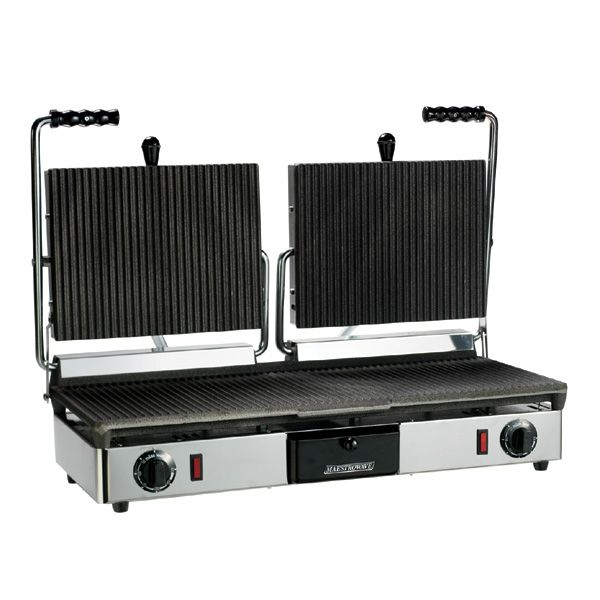 Maestrowave MEMT16050XNS Contact Grill