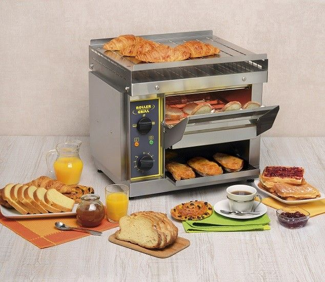 Roller Grill CT540 Toaster