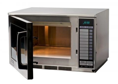 Sharp R21AT Catering Microwave