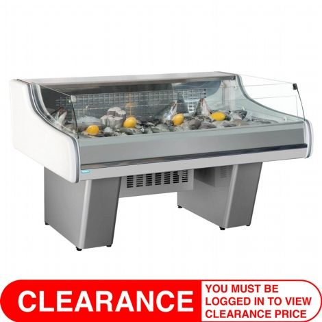 Trimco PROVENCE 151 LOW Fish/Meat Serve Over Counter