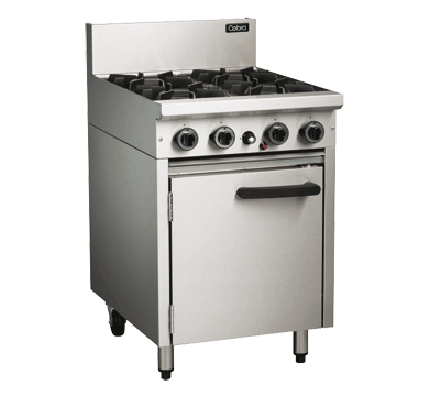 Blue Seal Cobra CR9D 6 Burner Gas Range Oven