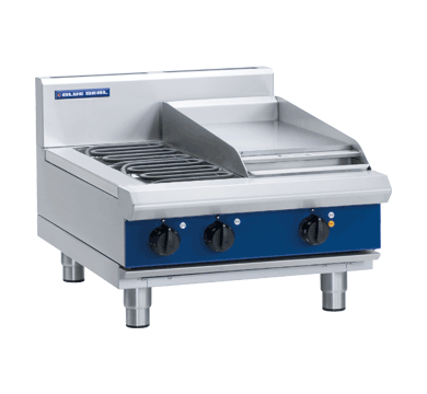 Blue Seal E514B-B Electric Griddle - 6.8 Kw