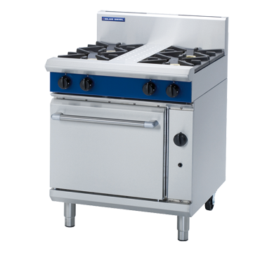Blue Seal Evolution G505C 2 Burner Range with Griddle