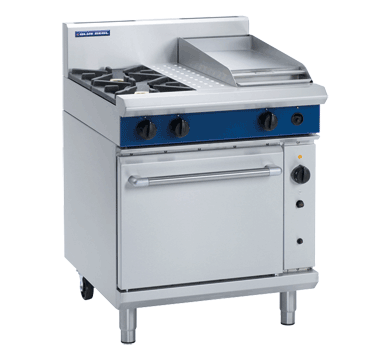 Blue Seal Evolution G54C 2 Burner Range with Griddle