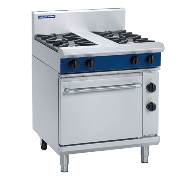 Blue Seal Evolution GE505C 2 Burner Range with Griddle