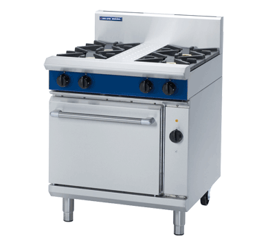Blue Seal Evolution GE54C 2 Burner Range with Griddle