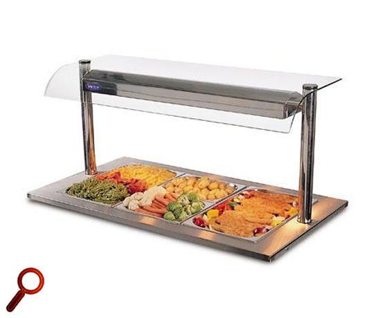 Counter Drop-in Bain Marie