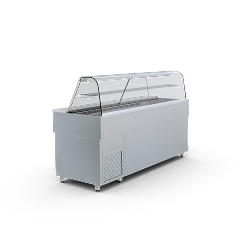 Igloo Casia1.7 Salad Display Counter
