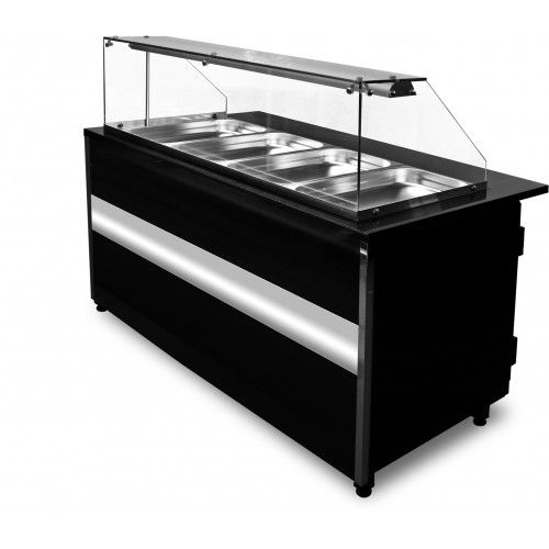 Igloo Gastroline GLH-1500 Gastronorm Hot Servery Counter