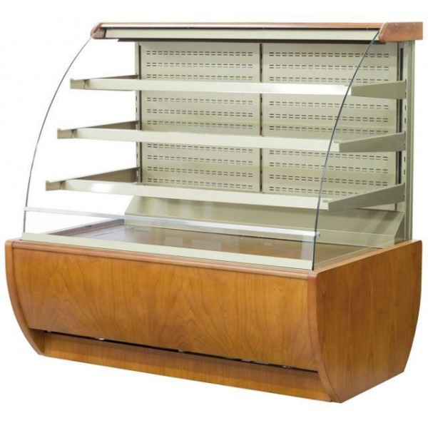Igloo JA90WW OPEN Patisserie Display