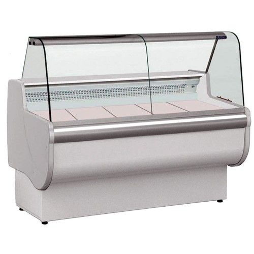 Igloo Rota250 Slimline Curved Glass Serve Over