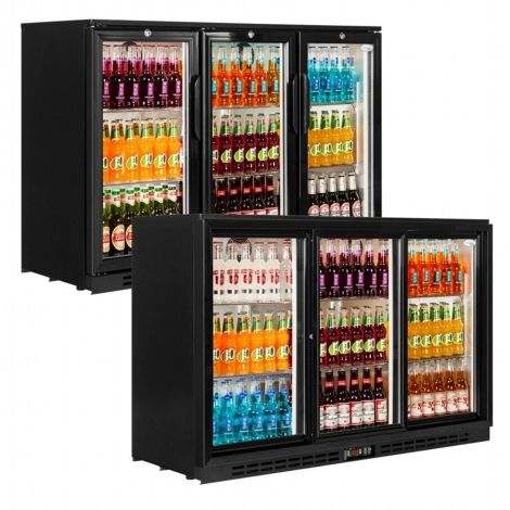 Interlevin PD30H Back Bar Fridge