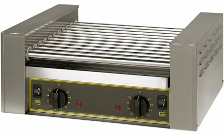 Roller Grill RG11 11 Roller Teflon Unit Hot Dog Equipment