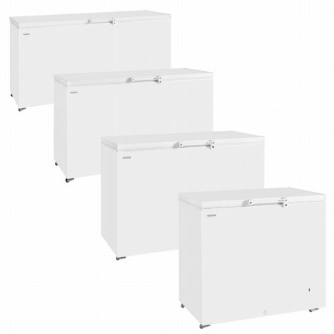 Tefcold GM200 Solid Lid Chest Freezer