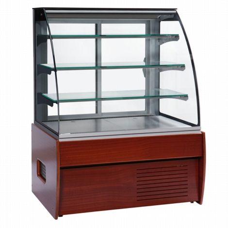 Trimco ZURICH II 100 CHOC Chocolate Display Cabinet