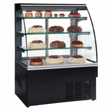 Trimco ZURICH II 100 Patisserie Display Cabinet